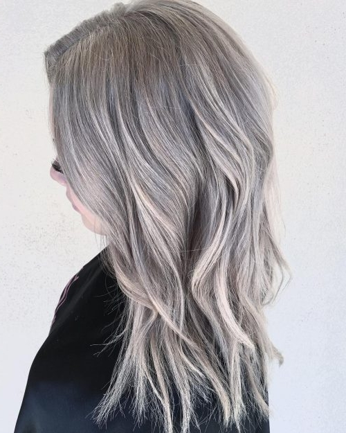38 Hottest Ombré Hair Color Ideas Of 2018 Regarding Trendy Reverse Gray Ombre For Short Hair (View 10 of 15)