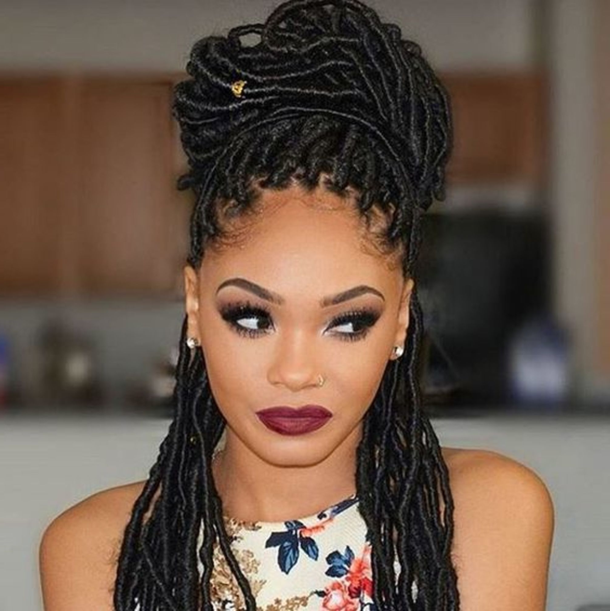 4 Protective Styles And Their Pros And Cons For Naturalistas In Most Up To Date Cornrows Hairstyles For Weak Edges (View 11 of 15)