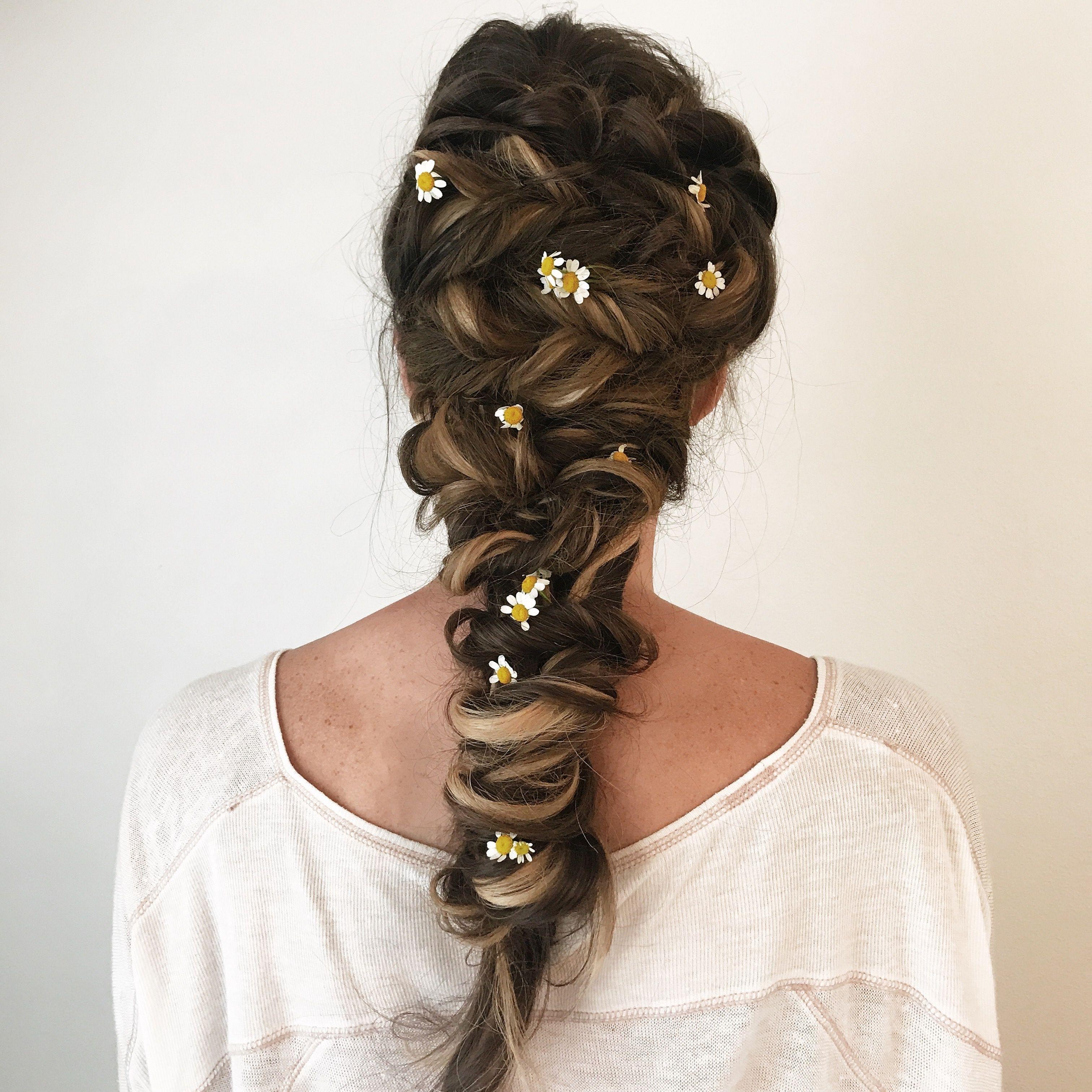40+ Beautiful Mermaid Braid Hairstyles For Cute Girls (View 1 of 15)