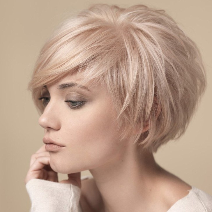 40 Best Bob Haircuts And Hairstyles In 2018 Inside Most Recently Released Soft Pixie Bob For Fine Hair (View 9 of 15)