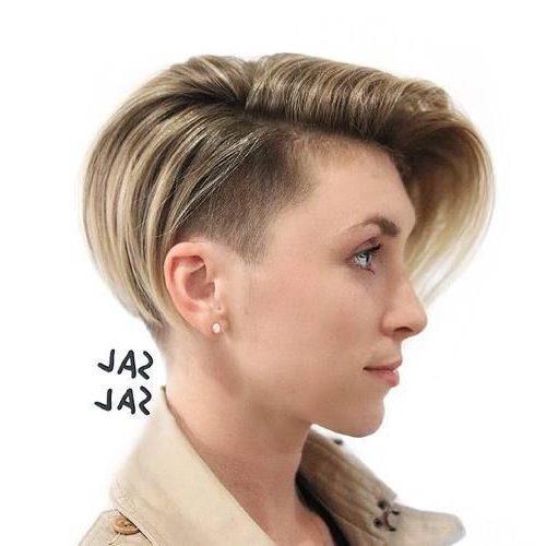 45 Gorgeous Long Pixie Hairstyles (View 6 of 15)
