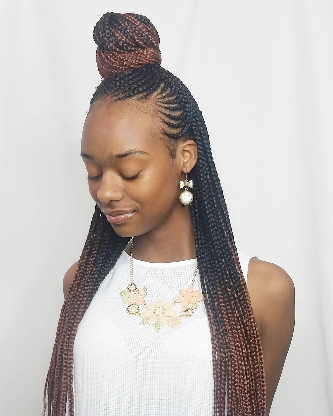 50 Best Cornrow Hairstyles In  (View 4 of 15)