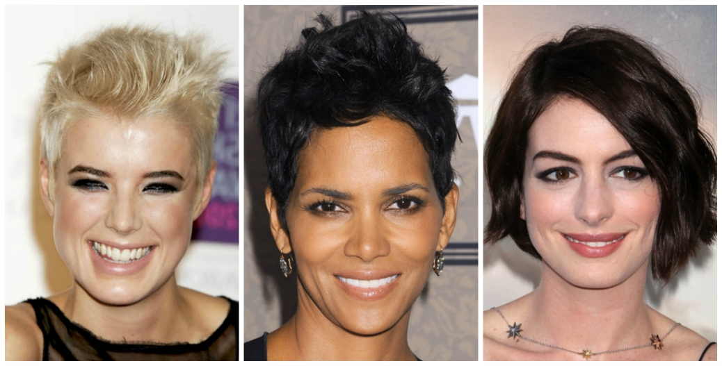 50 Super Cute Short Hairstyles For Women – Mama's A Rolling Stone Regarding Most Recently Released Blonde Pixie Haircuts With Short Angled Layers (View 5 of 15)