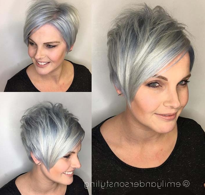 55 Short Hairstyles For Women With Thin Hair (View 4 of 15)