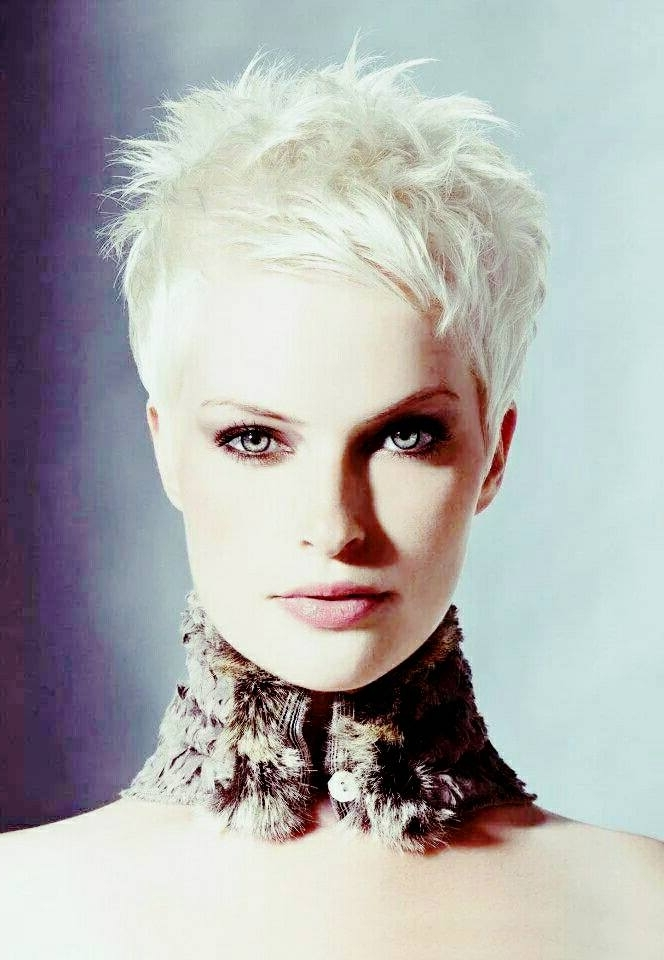 60 Trendiest Low Maintenance Short Haircuts You Would Love To Sport Regarding Preferred Sassy Pixie For Fine Hair (View 13 of 15)