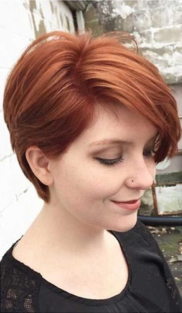 66 Pixie Cuts For Thick/thin Hair – Style Easily Within 2018 Side Parted Silver Pixie Bob Haircuts (View 5 of 15)