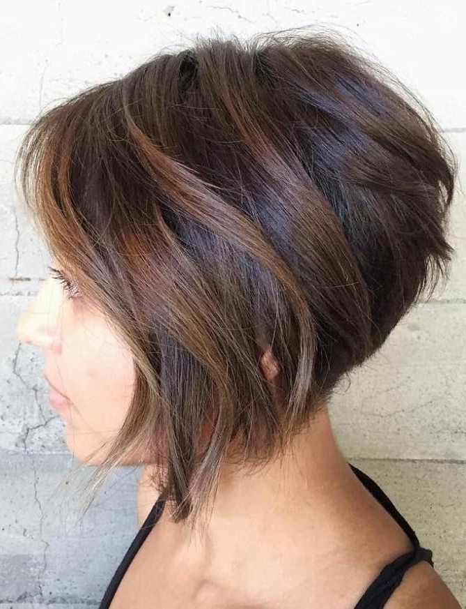 70 Cute And Easy To Style Short Layered Hairstyles (View 1 of 15)