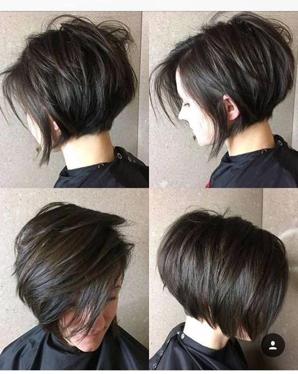 85 Stunning Pixie Style Bob's That Will Brighten Your Day Pertaining To Trendy Angled Pixie Bob Haircuts With Layers (View 2 of 15)