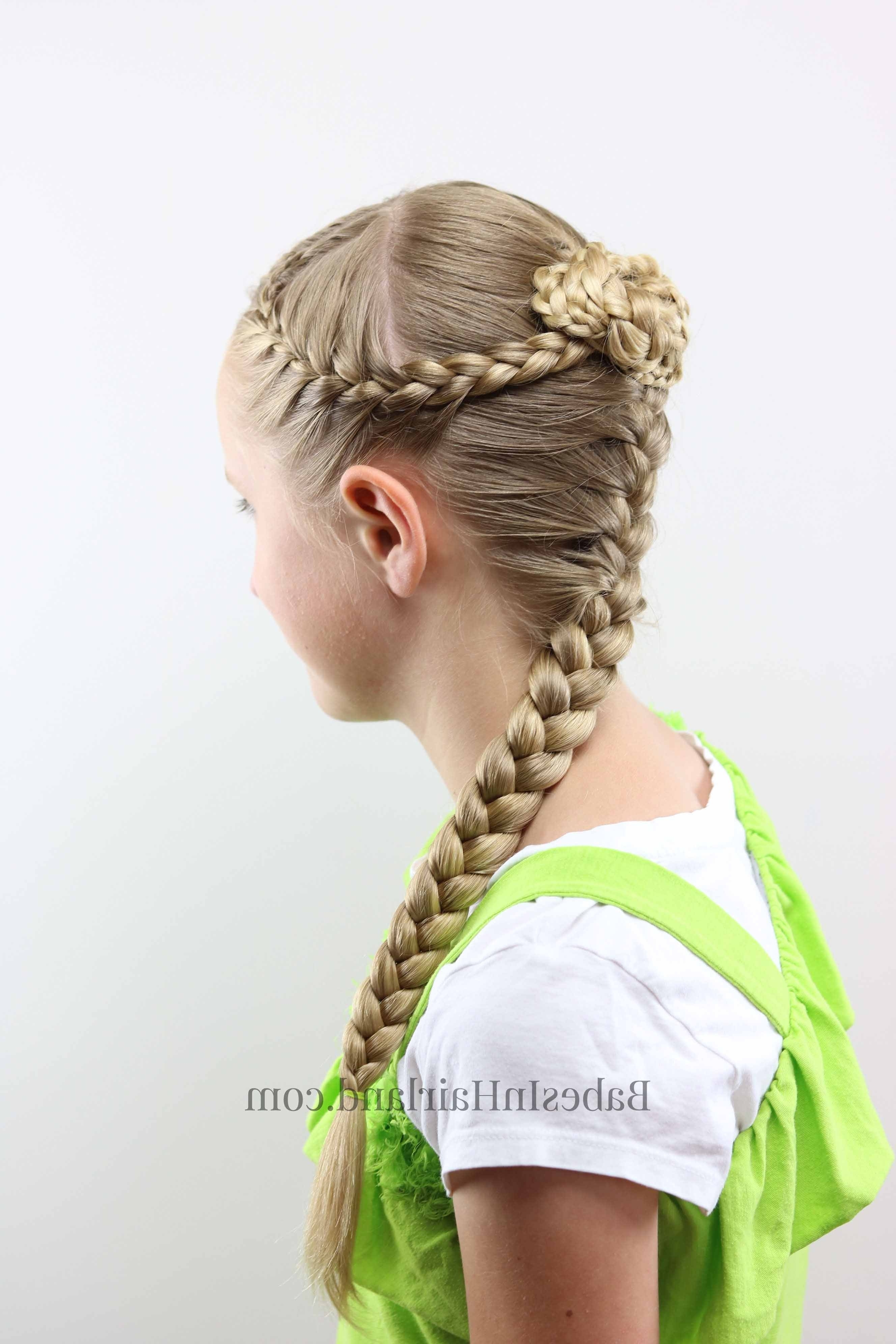 A Hairstyle For Every Season (View 2 of 15)