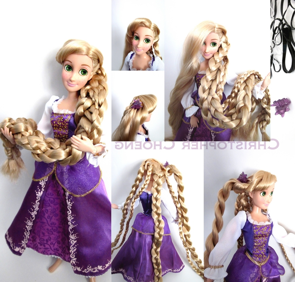 A Tangled Tutorial (View 12 of 15)