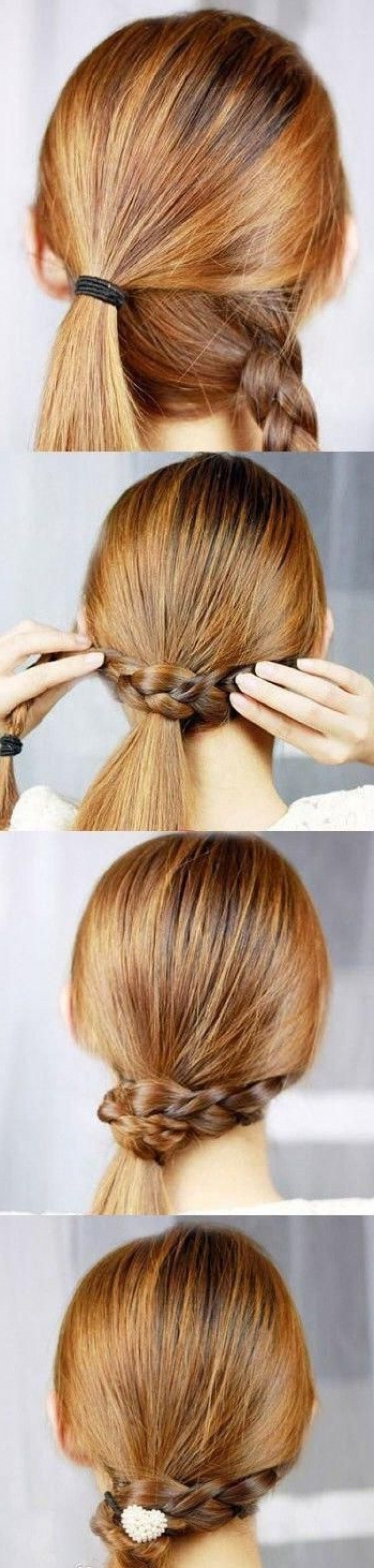 Artistically Undone Braid French Braid Ponytails 2018 Throughout Well Liked Artistically Undone Braid Hairstyles (Gallery 1 of 15)