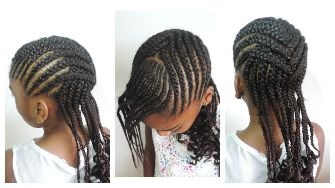 Back To School Hairstyle For Kids (View 2 of 15)