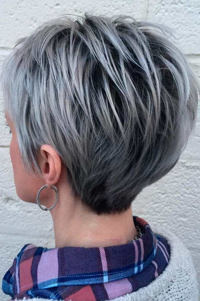 Beauty Tips Within Trendy Razored Haircuts With Precise Nape And Sideburns (View 3 of 15)