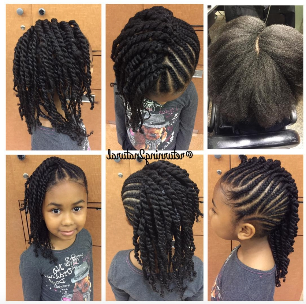 Best And Newest Cornrows Hairstyles For Natural Hair Within Adorable! Via @returning2Natural – Http://community (View 1 of 15)