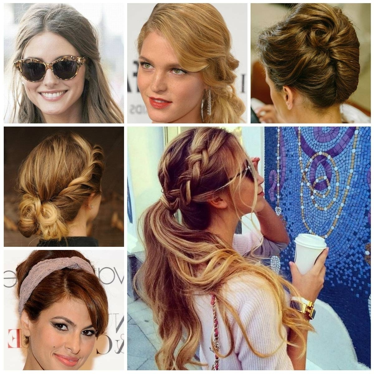 Best And Newest Easy Casual Braided Updo Hairstyles For Easy Casual Updo Hairstyles For Long Hair Women Medium Haircut (View 3 of 15)