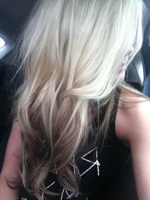 Best And Newest Reverse Gray Ombre For Short Hair With 30 Blonde Ombre Hair Ideas (View 15 of 15)