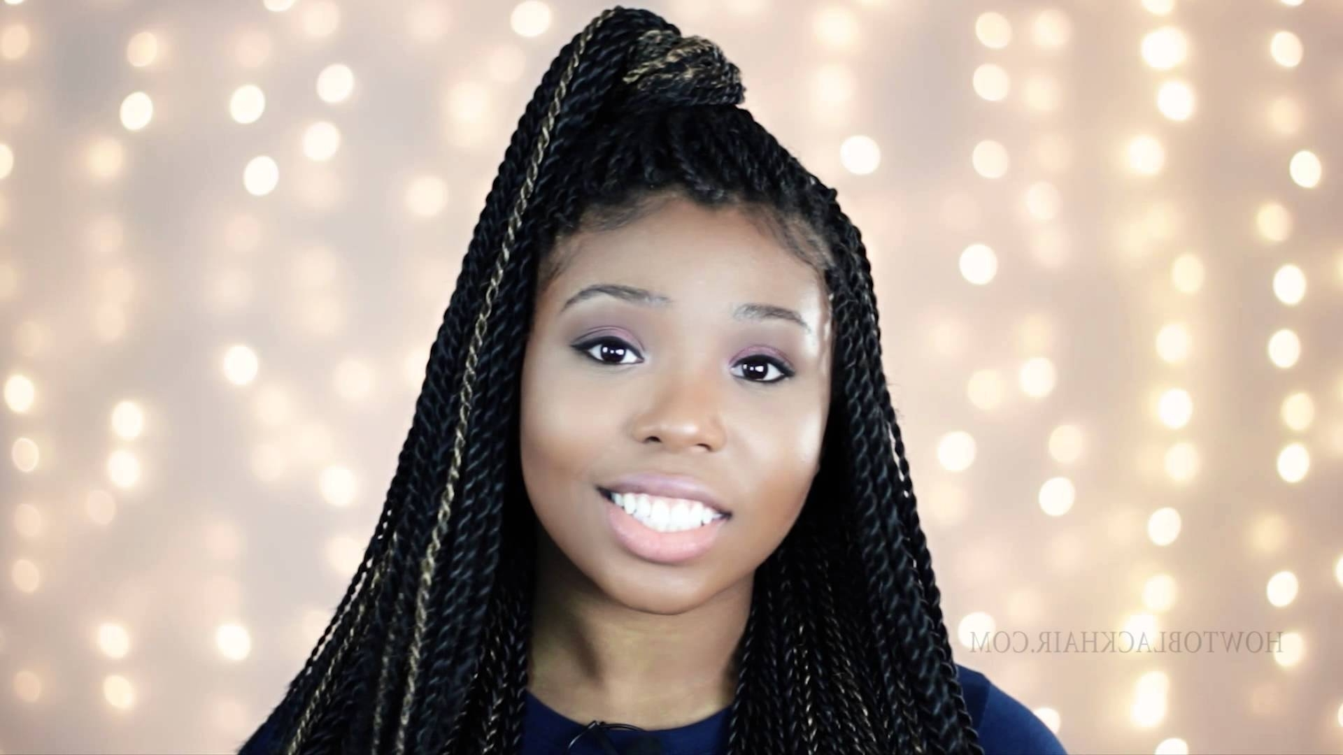 Box Braids On White People (View 3 of 15)