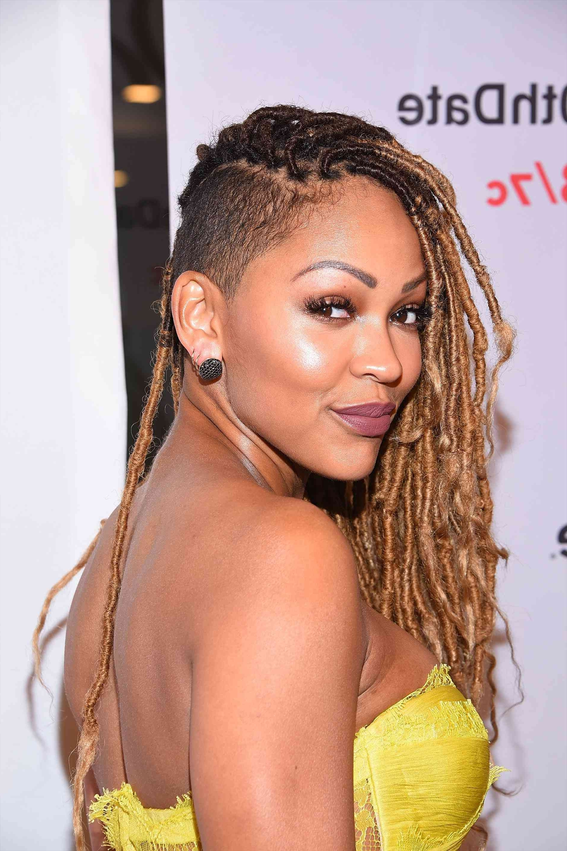 Braids Are Totally In For Summer, And We Have Some Of The Coolest Styles Throughout Best And Newest Cornrows One Side Hairstyles (View 5 of 15)