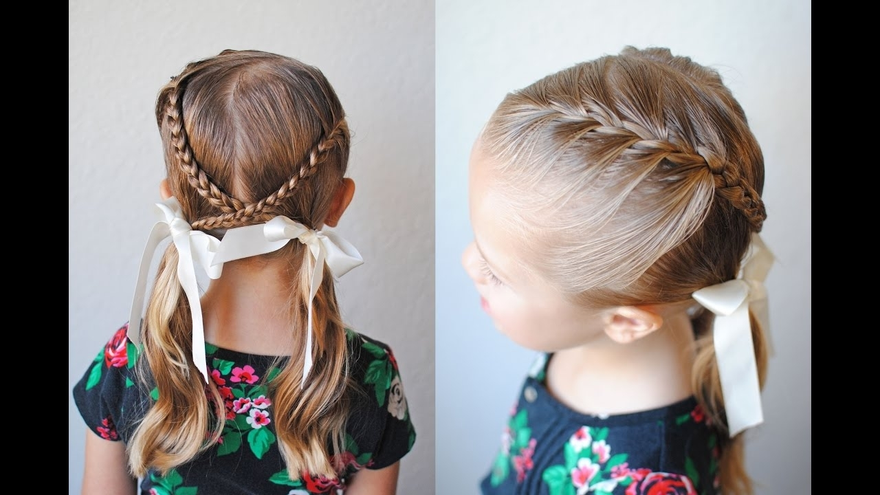 Braids Into Pigtails (View 3 of 15)