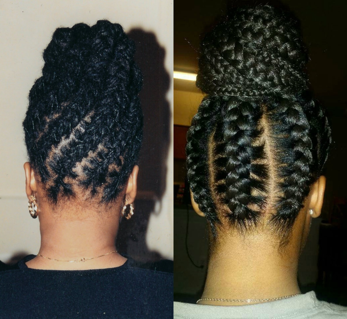Bun Archives > Page 6 Of 30 > Braided Hairstyles Gallery 2018 Regarding Well Known Braided Goddess Updo Hairstyles (View 8 of 15)