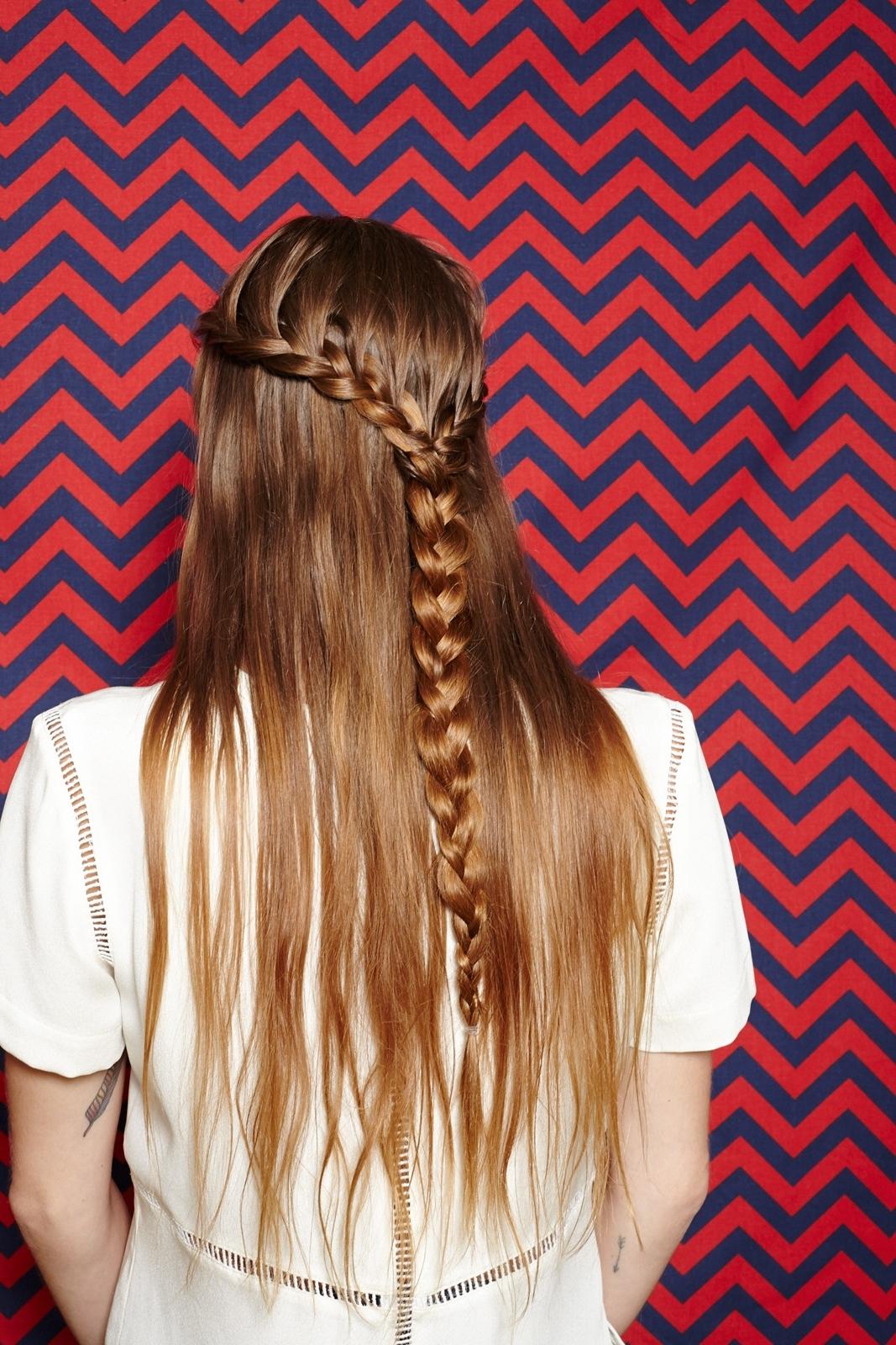 Classic Braided Hairstyles – Braid Tutorials Throughout Favorite Two Classic Braids Hairstyles (View 14 of 15)