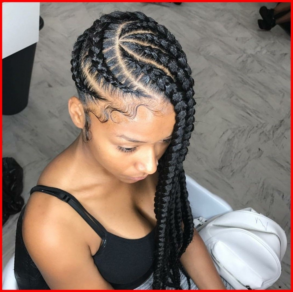 Featured Photo of Cornrows Braids Hairstyles