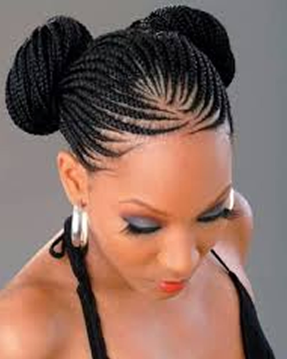 Cornrow Hairstyles For Black Women 2018 2019 – Page 7 – Hairstyles Intended For Famous Cornrows Hairstyles For Round Faces (View 11 of 15)