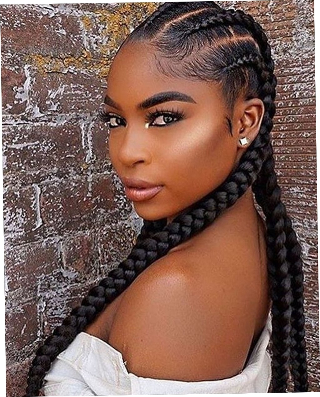 Cornrow Hairstyles For Black Women 2018 (View 9 of 15)