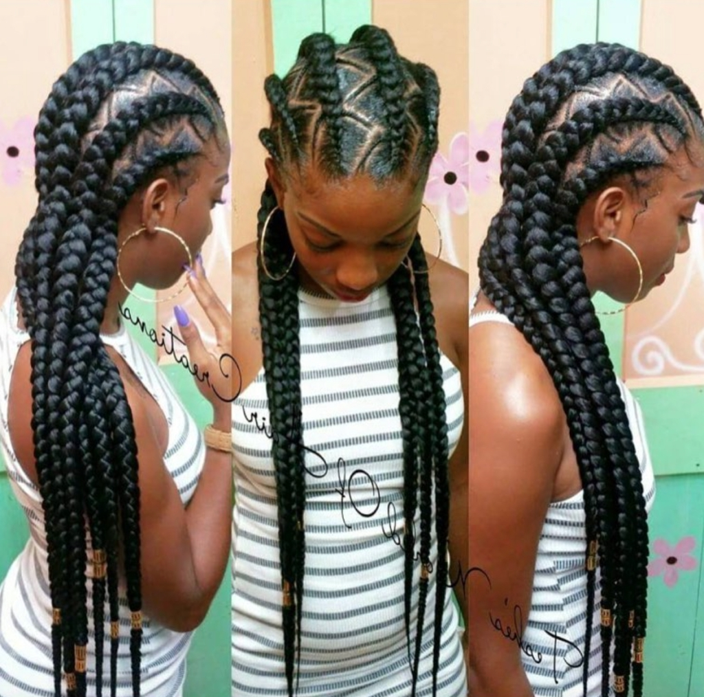 Cornrow Hairstyles Women – Hairdoes With Regard To Newest Cornrows Hairstyles For Ladies (View 6 of 15)