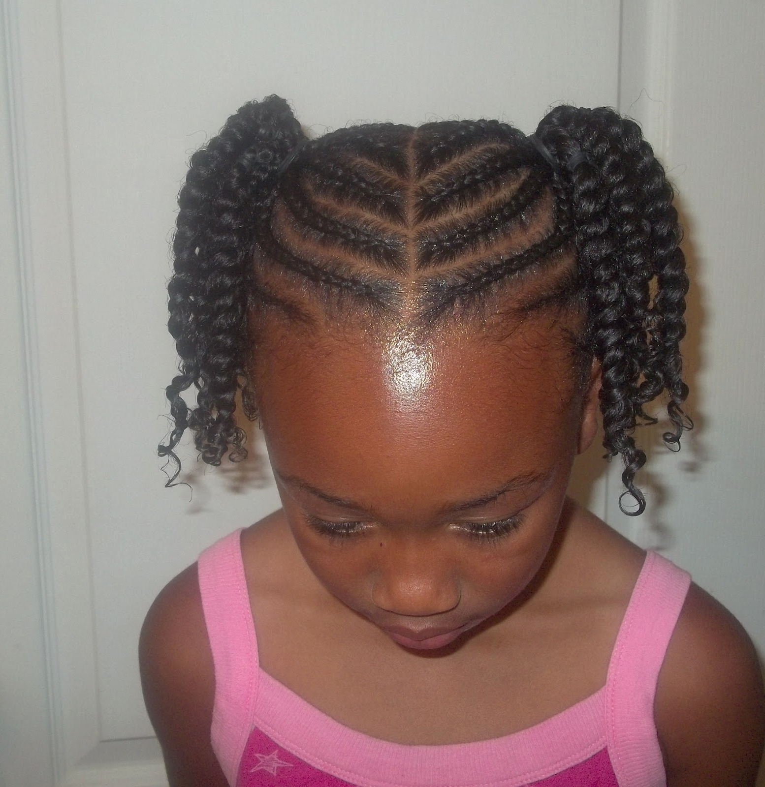 Cornrow Styles For Kids Best Of Cornrow Hairstyles For Kids Hair Is Pertaining To Best And Newest Cornrows Hairstyles For Toddlers (View 5 of 15)