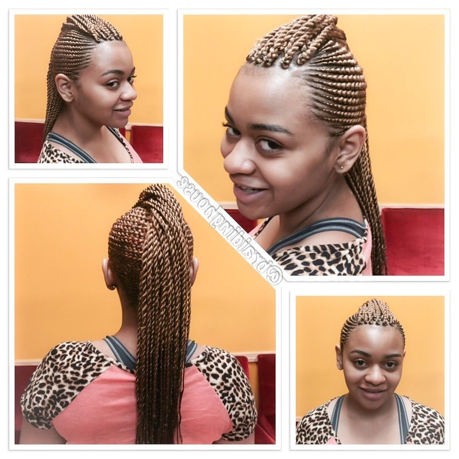 Cornrows (View 7 of 15)