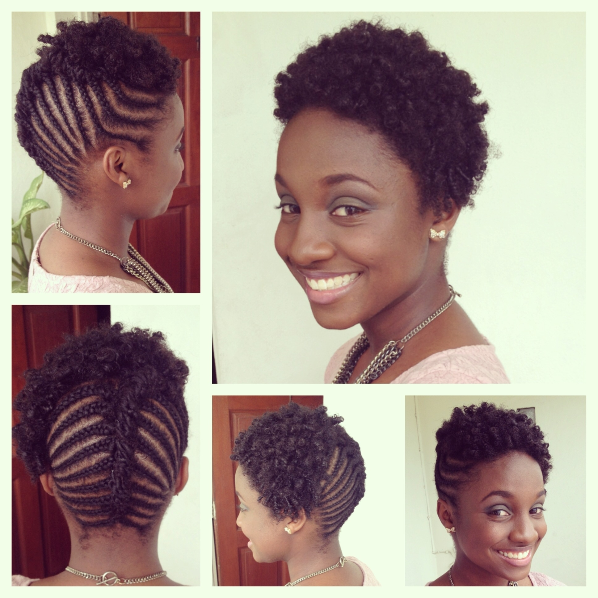 Cornrows Bun Hairstyles – Innoviustech Pertaining To Famous Cornrows Upstyle Hairstyles (View 10 of 15)