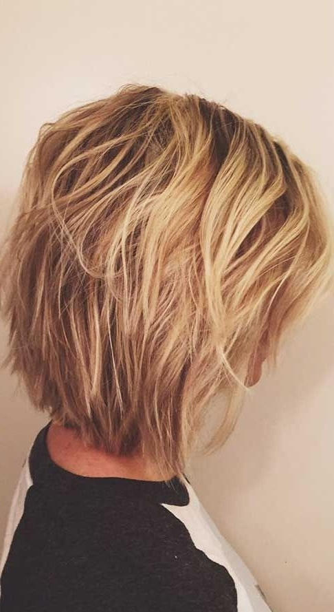 Current Balayage Pixie Haircuts With Tiered Layers For Picture Of Short Layered Balayage Blonde Haircut (View 3 of 15)