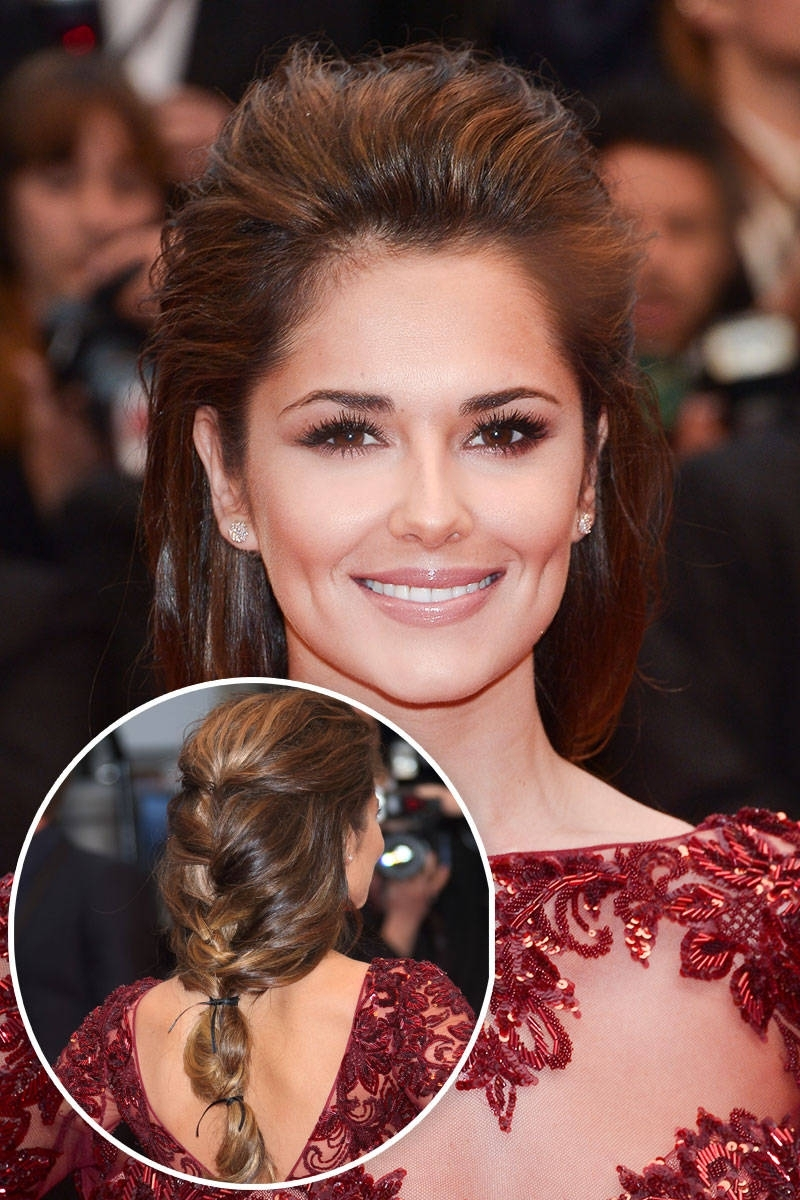 Current Celebrity Braided Hairstyles Pertaining To Top 12 Celebrities Braided Hairstyles To Copy This Year (View 7 of 15)