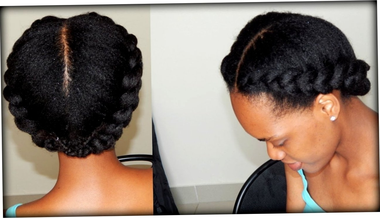 Current Cornrows Afro Hairstyles With 18+ New Afro Cornrow Hairstyles 2018 – Straightuphairstyle (View 8 of 15)