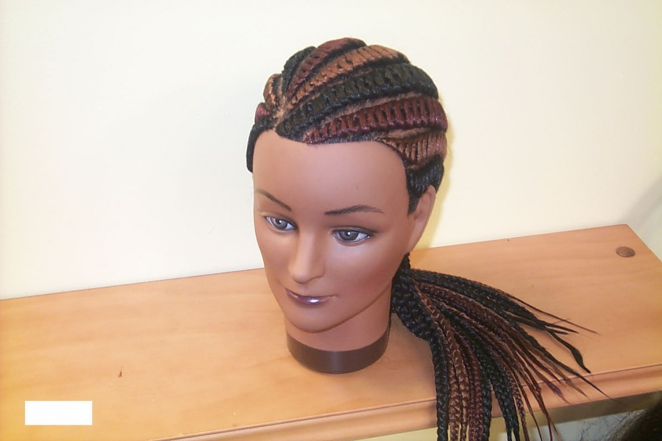 Current Cornrows Hairstyles With Weave Intended For Weave Cornrow Hairstyles – Hairstyle Of Nowdays (View 11 of 15)