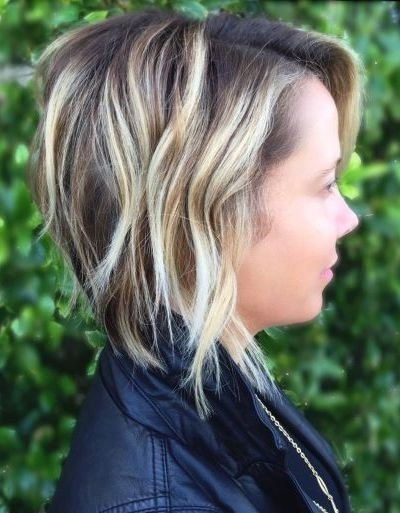 Current Disconnected Blonde Balayage Pixie Haircuts Regarding 89 Of The Best Hairstyles For Fine Thin Hair For  (View 2 of 15)