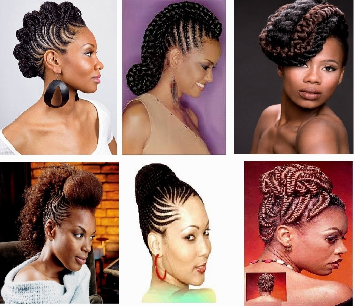 Current Straight Up Cornrows Hairstyles With Photo: Straight Up Cornrows Hairstyles Straight Up Cornrows (View 4 of 15)