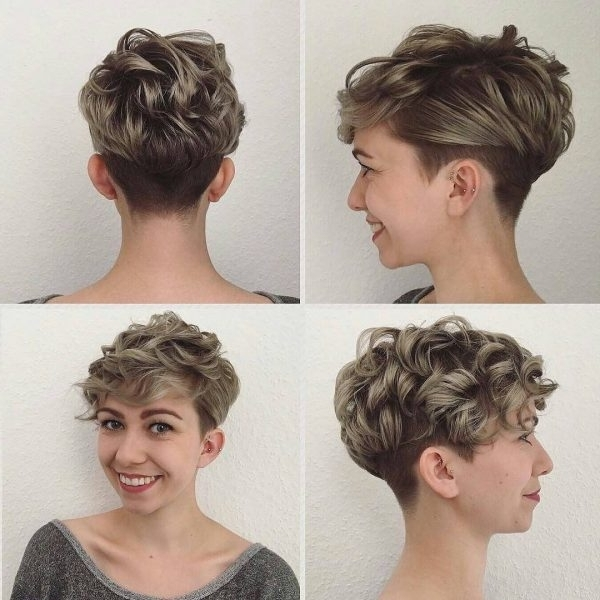 Current Tousled Pixie With Undercut With Regard To 80 Best Pixie Cut Hairstyles – Trending Pixie Cuts For Women (View 5 of 15)
