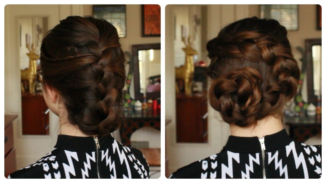 Davis Does – Youtube For Latest Braids And Waves For Any Occasion (Gallery 13 of 15)