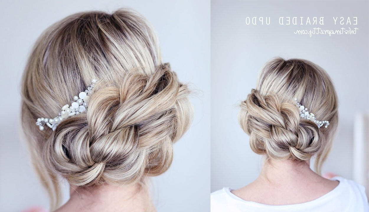 Featured Photo of Regal Braided Up Do Hairstyles