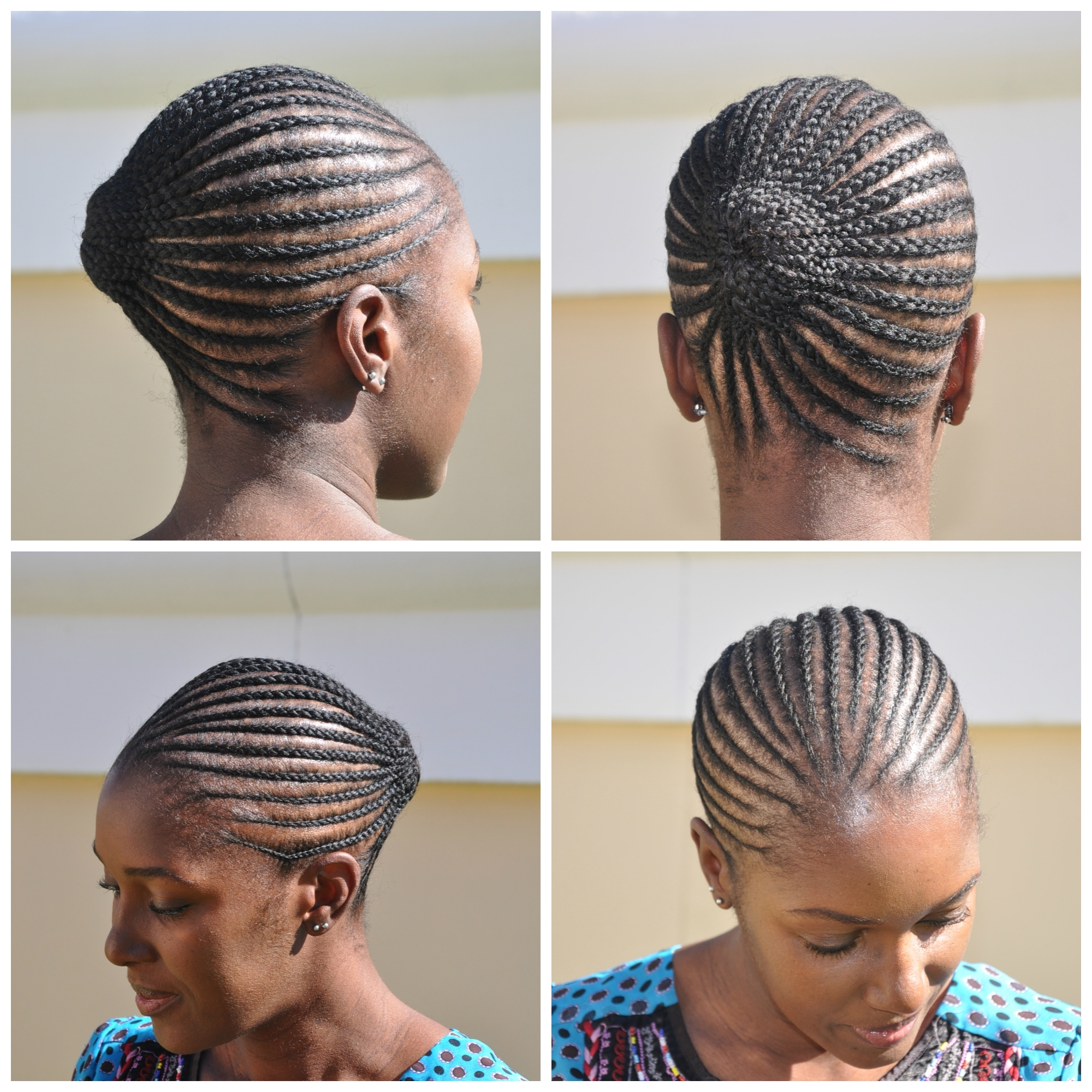 Extension Cornrow Hairstyles – Innoviustech In Most Recent Cornrows Hairstyles Without Extensions (View 2 of 15)