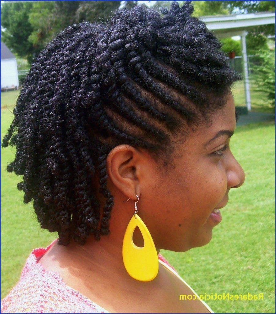 Famous Cornrows Hairstyles For Natural African Hair Intended For Cornrow Hairstyles For Short Natural Hair Ideas Short Hairstyles For (View 8 of 15)
