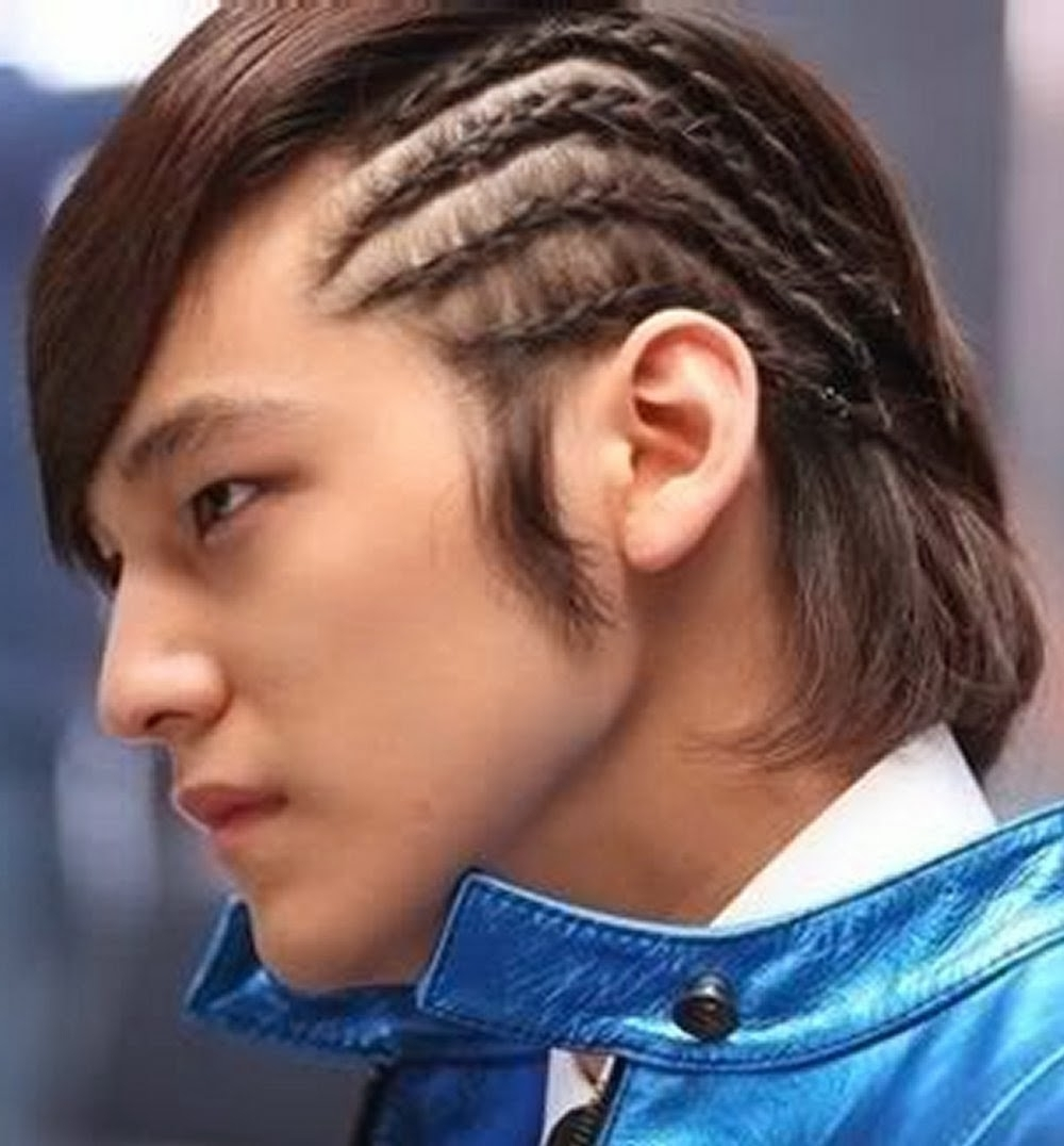 Famous Cornrows Short Hairstyles Pertaining To Short Cornrow Hairstyles For Men (View 15 of 15)
