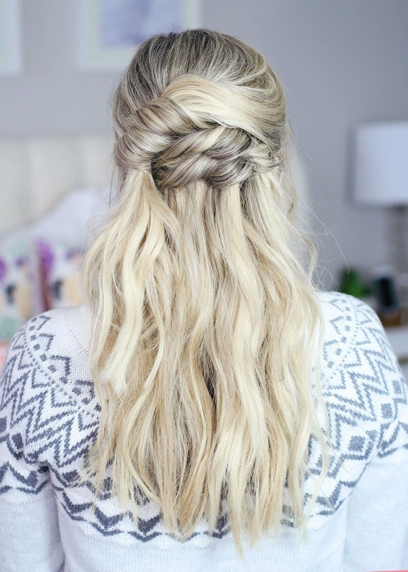 Famous Pinned Up French Plaits Hairstyles Pertaining To 100 Of The Best Braided Hairstyles You Haven't Pinned Yet (View 7 of 15)