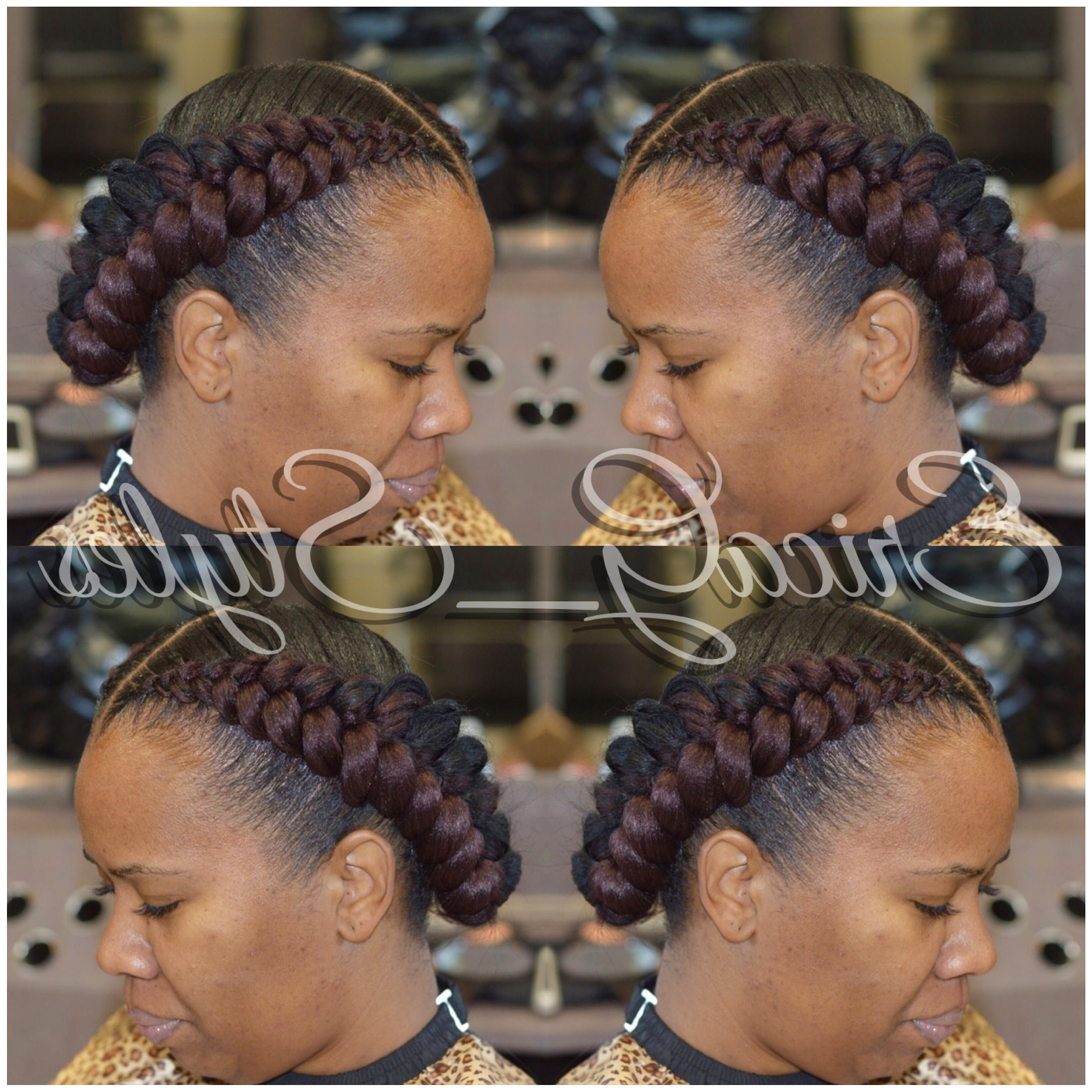 Famous Two Cornrows Hairstyles Inside Ideas Collection Fancy Cornrow Hairstyles Fabulous 2 Cornrows Hair (View 6 of 15)