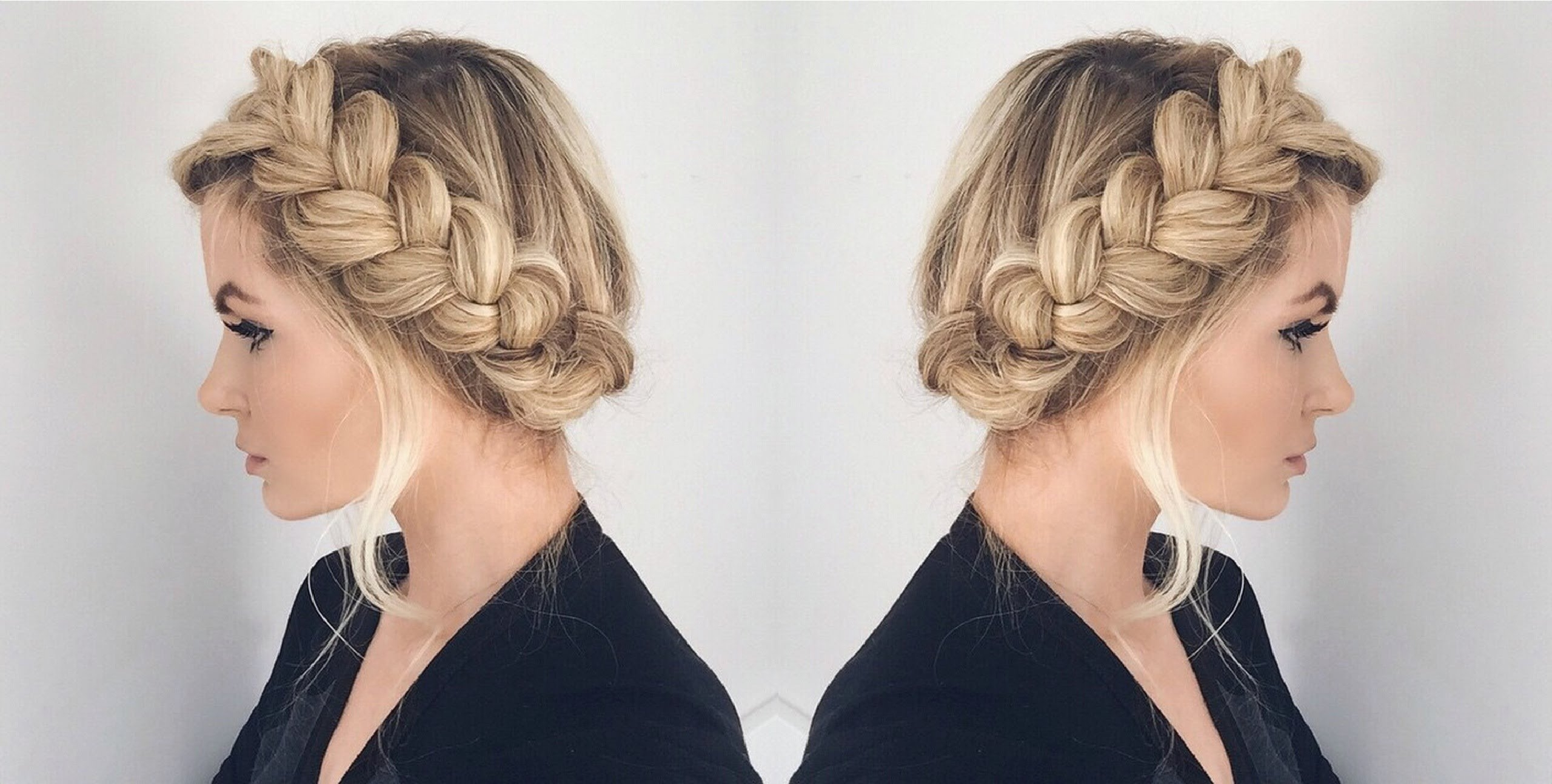 Fashionable Chunky Two French Braid Hairstyles Throughout 40 Different Types Of Braids For Hairstyle Junkies And Gurus (View 6 of 15)