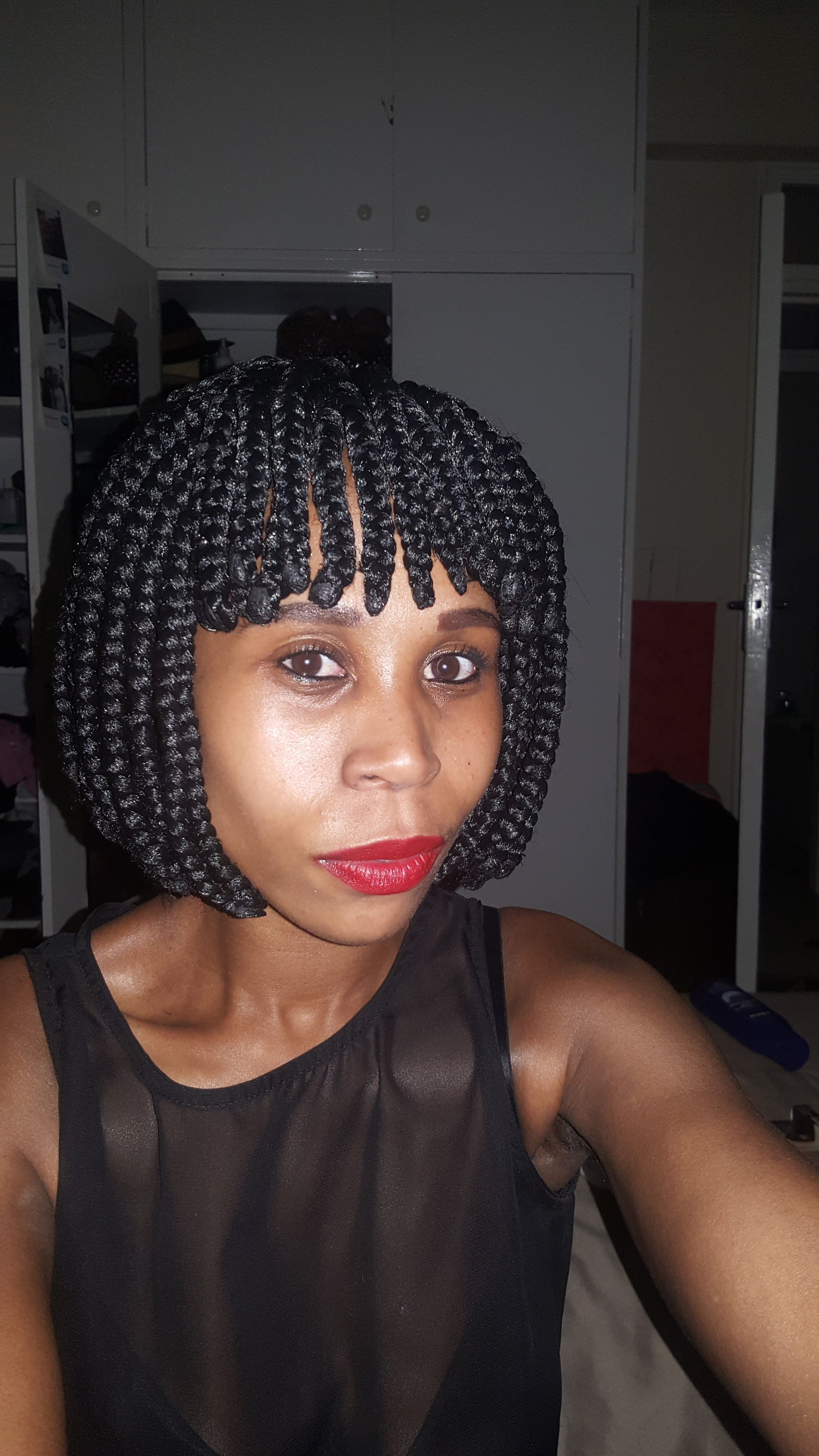 Fashionable Cleopatra Style Natural Braids With Beads Throughout Cleopatra Inspired Box Braids (View 10 of 15)