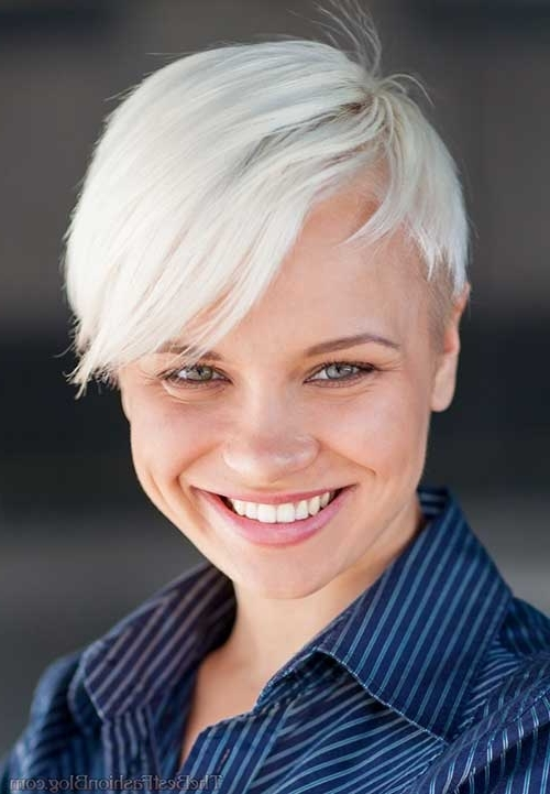 Fashionable Contemporary Pixie Haircuts Inside 20 Modern Short Haircuts (View 6 of 15)