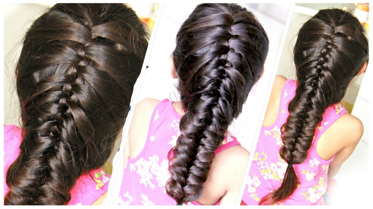 Faux French Braid (View 6 of 15)